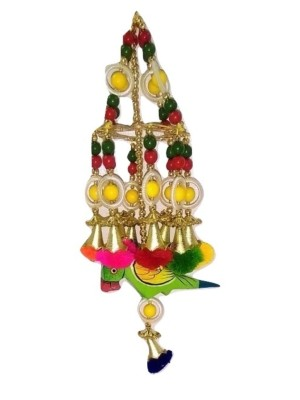 COLOURFUL PARROT HANGING/JHOOMAR