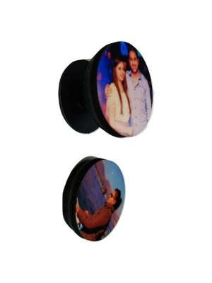 COUPLE MOBILE HD PRINTED POP SOCKET