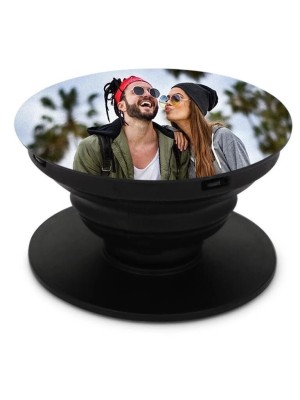 EXPRESS LOVE COUPLE MOBILE HD PRINTED POP SOCKET