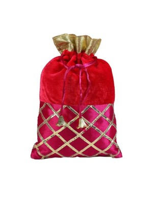 Indian Aura Giveaway Gota Potli Bag
