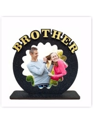 Personalized BROTHER table top  size 6*6 inches