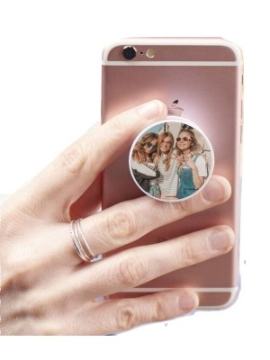 PERSONALIZED FRIENDS MOBILE HD PRINTED POP SOCKET