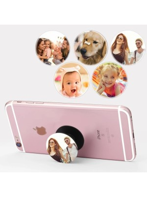 PERSONALIZED MOTHERS DAY MOBILE HD PRINTED POP SOCKET