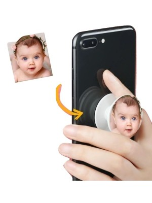 SWEET BABY MOBILE HD PRINTED POP SOCKET
