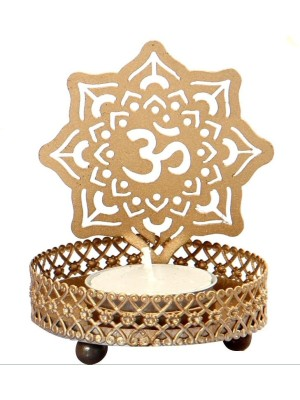 OM Tea Light  Image Reflector