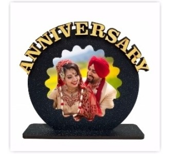 Indian Aura Personalized ANNIVERSARY Table top size