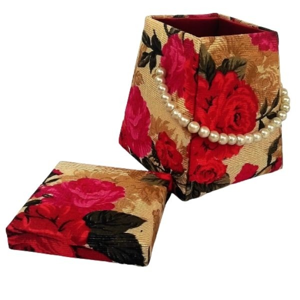 Indian Aura Beautifully Designed Wooden Boxes 12 Piece